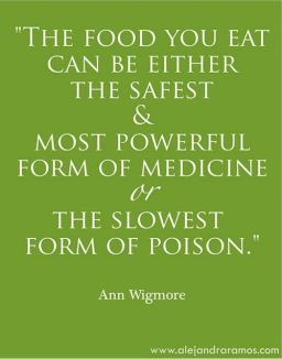 poison food
